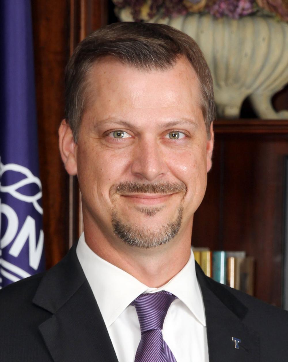 Photo of Dr. Kyle McGregor